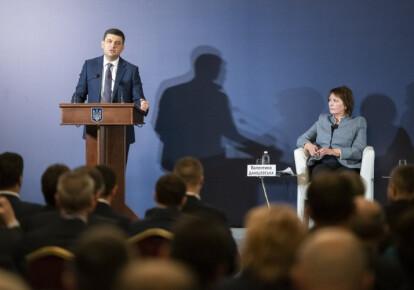 Владимир Гройсман: Решения ВСУ вызывают доверие. Фото: УНИАН