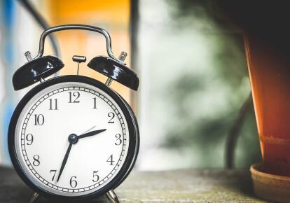 Переведення годинника