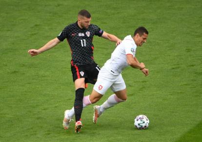 Сборные Чехии и Хорватии сыграли вничью