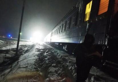 Инцидент произошел около двух часов ночи вблизи села Красноселка