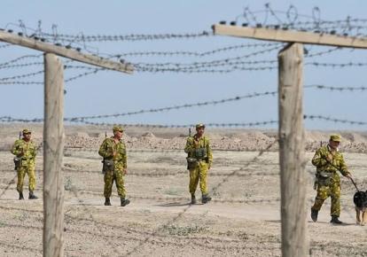 На кордоні Киргизстану та Таджикистану знову загострення