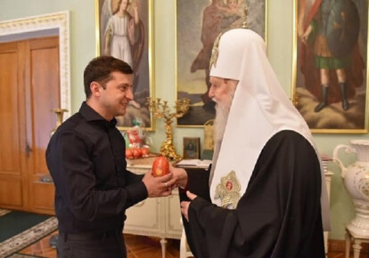 Фото: facebook.com/PatriarchPhilaret
