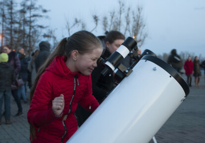 В Иркутской области России ФСБ запретили смотреть на звезды