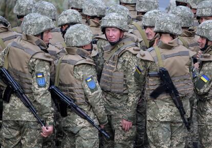 Солдаты ВСУ / Getty Images
