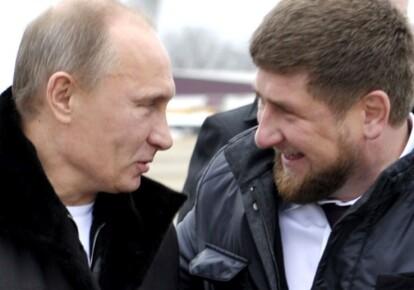 Путин и Кадыров. Скажи кто твой друг, и я скажу кто ты