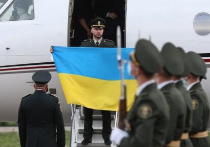 Віталій Марків повернувся в Україну