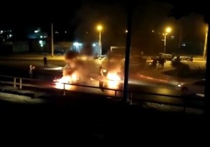 В Иране массовые протесты