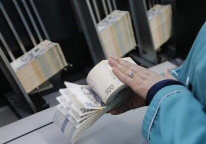 Банкнотно-монетний двір НБУ/Фото: УНІАН