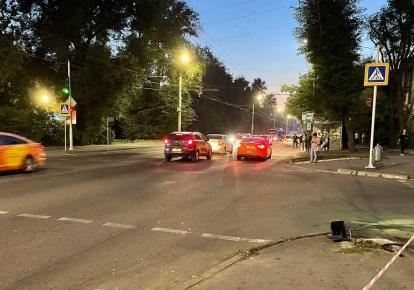 В ДТП пострадали шестеро людей