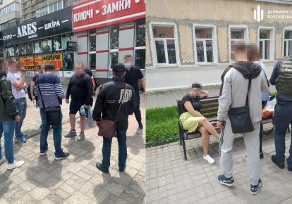 Детективи ДБР затримали посадовця військового ліцею
