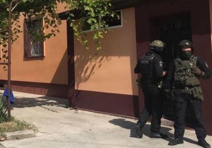 Російські силовики в Криму