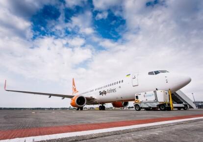 SkyUp расширит список рейсов в Стамбул