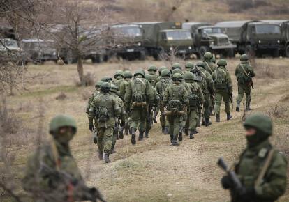 На Донбассе служит все больше кадровых военных ВС РФ
