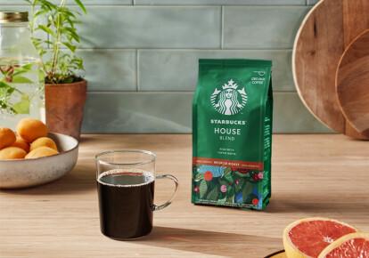 В Україні тепер можна купити каву Starbucks