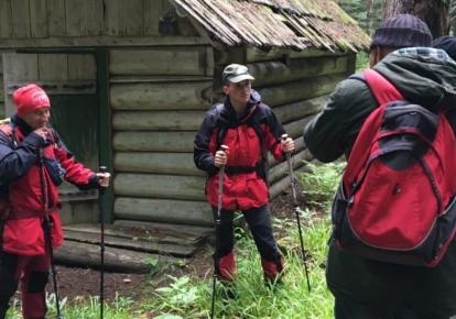 Рятувальники двічі протягом доби надали допомогу людям, які заблукали в горах