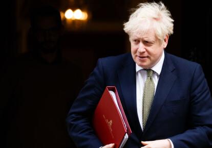Прем'єр-міністр Великобританії Борис Джонсон