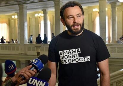 Народный депутат Александр Дубинский