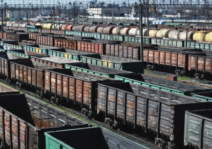 Засилье импортных б/у вагонов привело к тому, что украинские вагоностроительные заводы простаивают без заказов