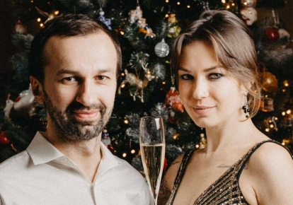 Сергій Лещенко та Анастасія Топольська