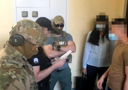 Задержанному объявили о подозрении
