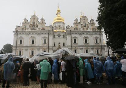 Рада обязала УПЦ МП переименоваться в РПЦ в Украине. Фото: УНИАН