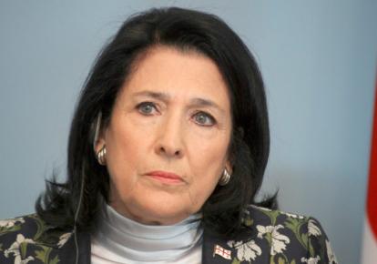 Саломе Зурабішвілі