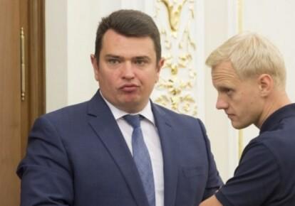 Артем Ситник та Віталй Шабунин
