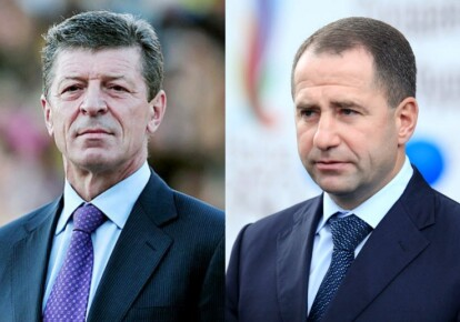 Дмитрий Козак и Михаил Бабич