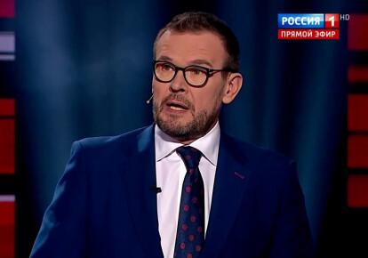 Василий Вакаров на шоу Владимира Соловьева заявил, что украинцы сами не знают, чего хотят