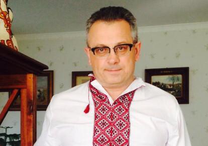 Владимир Куренной принял присягу народного депутата в Верховной Раде. Фото: facebook.com/vkkurennoy