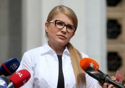 Юлия Тимошенко заболела COVID-19, ее состояние стабильно тяжелое / УНИАН