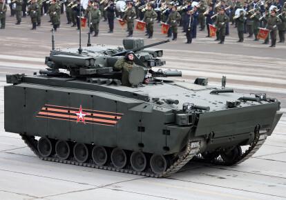 """Російський БМП Б-11 на базі """"Курганця-25"""""""