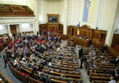 Засідання Верховної Ради 28 січня 2021 року