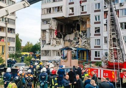 Взрыв в Ногинске/ТАСС