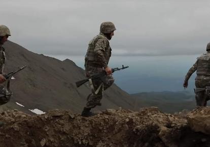 Між Азербайджаном і Вірменією знову спалахнув конфлікт