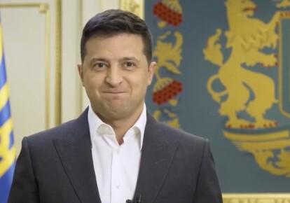 Володимир Зеленський - президент України
