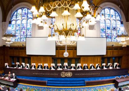 Порошенко заявив, що Україна звернеться в Міжнародний суд ООН з-за агресії РФ. Фото: un.org