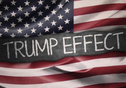 """На виборах в США спостерігається """"ефект Трампа"""""""