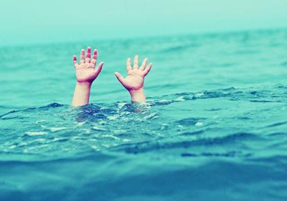 В Украине утонули 40 человек за выходные