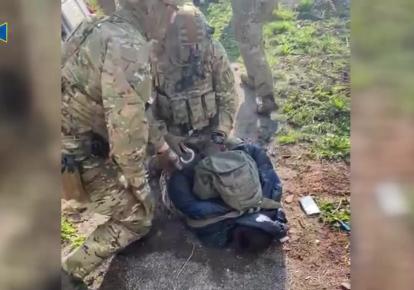 Затримання агента ФСБ Росії на Кіровоградщині