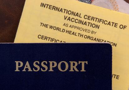 В течение ближайших трех месяцев в Европе появятся сертификаты вакцинации