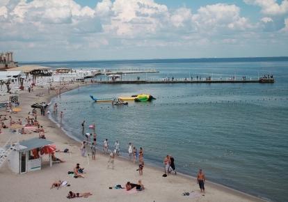 Пляж  в Одесі