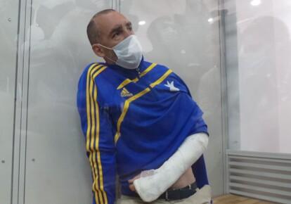 Подозреваемого в смертельном ДТП под Киевом Антона Желепу семь раз лишали водительских прав / censor.net.uа