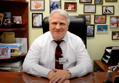 Врач-инфекционист Игорь Марков