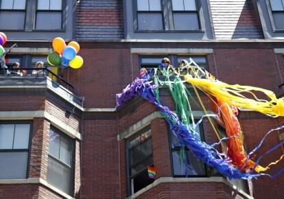 Гей-вечеринки в Брюсселе посещали политики из Украины / wbur.org