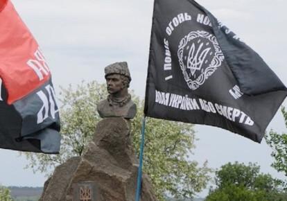Пам'ятник Костю Пестушку в Ганнівці (Кіровоградська область)