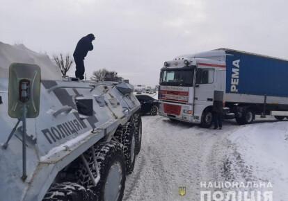 БТР на улицах Киева