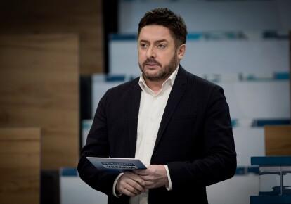 Суханов Олексій ведучий ток-шоу Говорить Україна