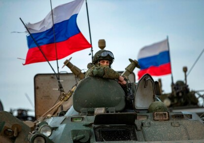 Россия стягивает войска к границе Украины