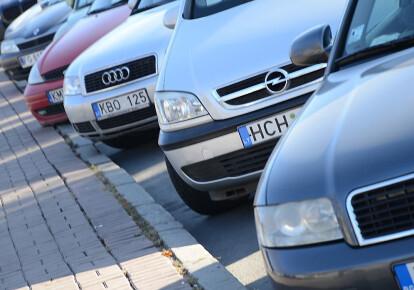 Автомобілі з єврономерами/ua.news